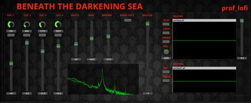 Beneath the Darkening Sea